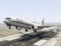 Çin'de Boeing kullanan hava yollarınauçuşları durdurun talimatı