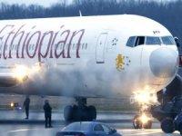Etiyopya'da 157 Kişiyi Taşıyan Uçak Düştü: Kurtulan Yok