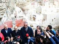 Ersoy, ''Sümela Manastırı'nın ilk etabı 18 Mayıs'ta açılacak''
