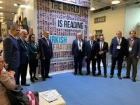 Türkiye dünyanın en önemli telif fuarıLondra Kitap Fuarı'nda