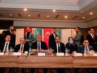 """TTSO, Bakan'a """"Turizmin Tek Elden Yönetimi"""" projesi"""