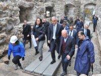 Bakan Ersoy: Bodrum Kalesi eski canlığına kavuşacak