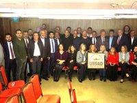 UBSAD'da yeni yönetim seçildi, başkan Nebil Çelebi