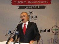 TÜROB Başkanı Timur Bayındır: Turizmde yükseliş dönemindeyiz
