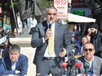 Bakan Ersoy: Türkiye'nin turizmde ileri gideceği biliniyor
