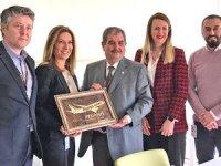 UBSAD, Pegasus Havayolları buluştu, sorunlar çözülüyor