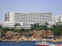 Divan Antalya Talya Otel'ininimar planı değişikliğine iptal