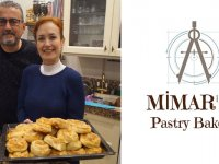 Hayallerini 'Mimar'ca Pastry Baker'de buluşturdular