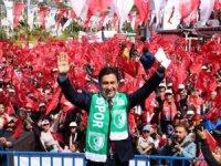 Bodrum'un yeni belediye başkanı CHP'li Ahmet Aras oldu