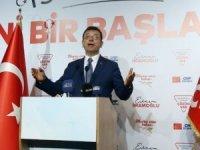 İmamoğlu: Koca İstanbul'da süreç ortaya koyulursa beyinler bulanır