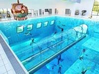 Polonya'da dünyanın en derin havuzu inşa ediliyor