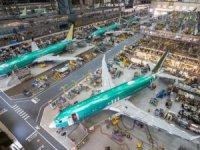 ABD'li uçak üreticisi Boeing, 737 MAX üretimini azaltıyor