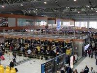 Sabiha Gökçen'itaşınmada 322 bin yolcu kullandı