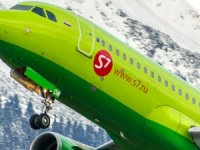 Rus havayolu S7, Dalaman'a uçuyor