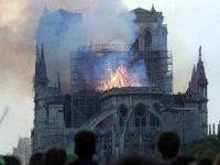 Notre Dame yangınının sebebi,kısa devre