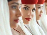 Emirates,15.500 lira maaşla kabin görevlisi alıyor