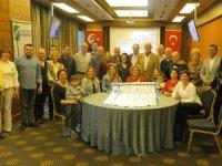 Skal Marmara üyeleri ünlü Van Kahvaltısı'nda buluştu