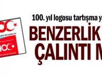 100. yıl logosu tartışma yarattı... Azerbaycan'dan çalıntı mı