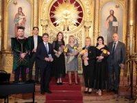 """Demir Kilise'de """"Barok Masallar"""" konseri yapıldı"""