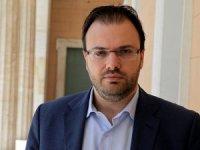 Yunanistan'da yeni Turizm Bakanı Thanasis Theoharopulos oldu