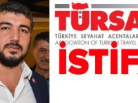 TÜRSAB denetim kurulu üyesi Cuma Gülnaristifa etti