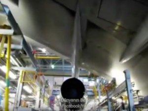Boeing 747 Sıradışı Mühendisler Boeing 747 Jumbo Jet Revizyonu