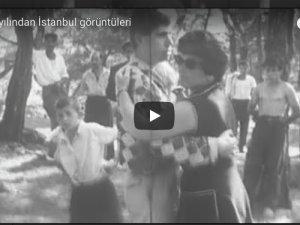1961 yılından İstanbul görüntüleri