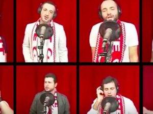 """16 Farklı Sanatçıdan İzmir Marşı """"Yaşa Mustafa Kemal Paşa"""""""